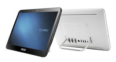 "ASUS A4110-WD009M / 15.6"" HD Touch / Intel Celeron N3150 1.6GHz / 2GB / 500BG / Intel HD / WiFI+BT / bez OS / bílá"