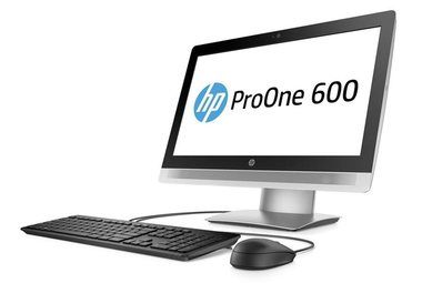 "Počítač HP ProOne 600 G2 / 21.5"" FHD / Intel Core i3-6100 3.7GHz / 4GB / 128GB SSD / DVDRW / Intel HD / W7P+W10P"