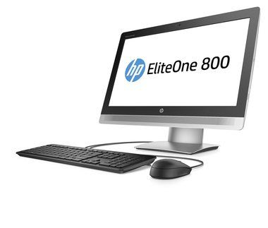 "Počítač HP EliteOne 800 G2 / 23"" FHD / Intel Pentium G4400 3.3GHz / 4GB / 500GB / DVD-RW / Intel HD / WiFI+BT / W7P+W10P"