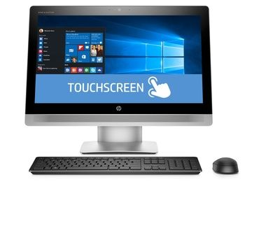 "HP EliteOne 800 G2 / 23"" FHD Touch / Intel Core i3-6100 3.7GHz / 4GB / 128GB SSD / DVDRW / Intel HD / WiFI+BT / W10P"