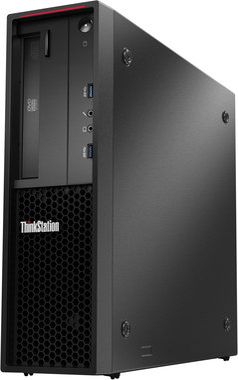 Lenovo ThinkStation P310 SFF / Intel Core i7-6700 3.4GHz / 4GB / 256GB SSD / Intel HD Graphics / W7P+W10P / černá