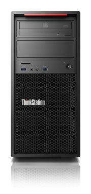 Lenovo ThinkStation P310 TWR / Intel Xeon E3-1275 V5 3.6GHz / 8GB / 256GB SSD / Intel HD Graphics / W7P+W10P / černá