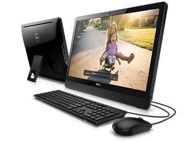 "DELL Inspiron One AIO 3459 / 24"" FHD / i3-6100U 2.3GHz / 4GB / 1TB / R5 A335 2GB / Win10 / 2YNBD"
