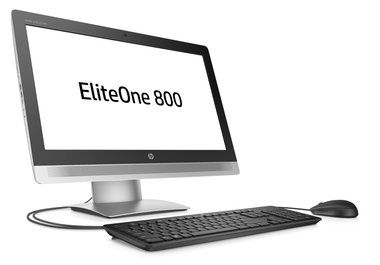 "HP EliteOne 800 G1 / 23"" / Intel Core i3-4170 3.7GHz / 8GB / 500GB / DVD-RW / Intel HD / W8.1"