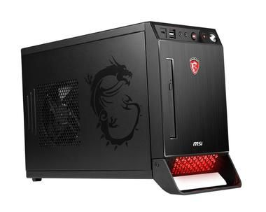 MSI Nightblade X2-010EU / i5-6600K 3.5GHz / 8GB DDR4 / 128GB+2TB / GTX 970 OC 4GB / DVDRW / HDMI / DP / W10