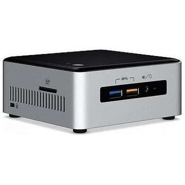 Intel NUC Swift Canyon / i3-6100U 2.3GHz / DDR4 / USB3.0 / LAN / WiFi / HD520 / M.2 / bez OS