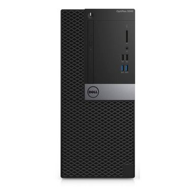 DELL OptiPlex 3040MT / Intel Core i3-6100 3.7GHz / 4GB / 500GB / Intel HD / DVDRW / W7P+W10P / 3YNBD