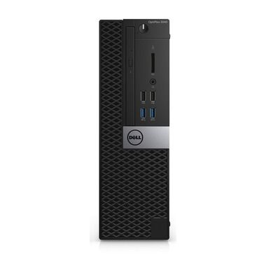 DELL OptiPlex 3040 SFF / Intel Pentium G4400 3.3GHz / 4GB / 500GB / Intel HD / DVDRW / W7P+W10P / 3YNBD