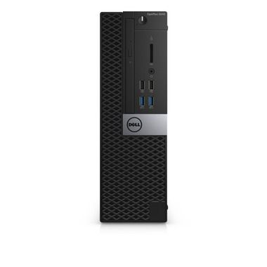 DELL OptiPlex 5040 SFF / Intel i5-6500 3.2GHz / 4GB / 500GB / DVD-RW / Intel HD / W7P+W10P / 3YNBD