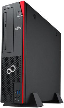 Fujitsu CELSIUS J550 / Intel Core i5-6500 3.2GHz / 8GB / 1TB / DVDRW / čtečka / Intel HD / W10P+W7P
