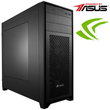 Mironet TIER 1 bez OS / Intel Core i7-6800K 3.4GHz / 32GB DDR4 RAM / GTX 1060 6GB / 256GB M.2 SSD + 2TB HDD