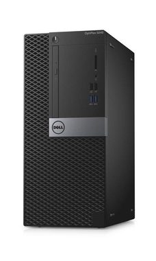 DELL OptiPlex 5040 MT / Intel i5-6500 3.2GHz / 8GB / 128GB SSD / DVDRW / Intel HD / W7P+W10P / 3YNBD