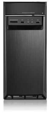 Počítač Lenovo IdeaCentre H50-55   A10-7800 3.90 GHz/8GB/SSD 120GB+HDD 1TB/GeForce 2GB/DVD-RW/tower 20l/WIN10   90BF004BCK