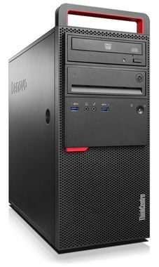 Lenovo ThinkCentre M900 TWR / Intel Core i5-6600 3.3GHz / 4GB / 500GB / Intel HD Graphics / W7P+W10P / černá