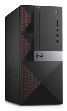 Počítač DELL Vostro 3650 MT / Intel Core i5-6400 2.7GHz / 4GB / 500GB / DVDRW / Intel HD / W10P / 3YNBD