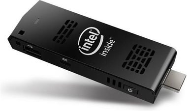 Intel Compute Stick BOXSTCK1A8LFCL / Intel Atom Z3735F 1.33GHz / 1GB / 8GB / Intel HD / Linux
