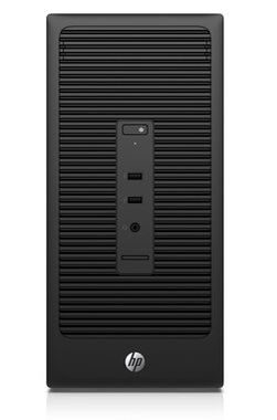 HP 280 G2 MT/ Intel Core i3-6100 3.7GHz / 4GB / 128GB SSD / Intel HD / DVDRW / VGA+DVI-D / W10 Pro