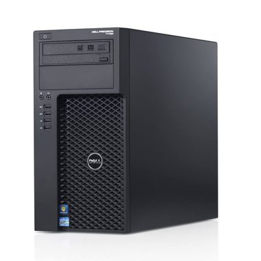 DELL Precision T1700 MT / Intel Xeon E3-1241v3 3.5GHz / 16GB / 1TB+145GB SSD / NVIDIA Quadro K2200 4GB / W7P / 3YNBD
