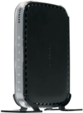 NETGEAR N150 Wireless Router and 4 Port 10/100 switch + 1 WAN Port
