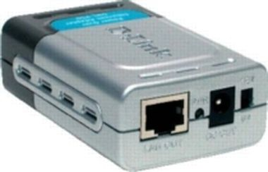 D-Link DWL-P50 / PoE Adapter / 5V/12VDC / Power Output