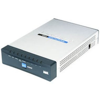 Cisco 10-100 VPN 4-Port Router RV042