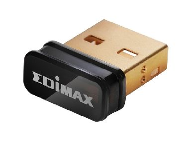 Edimax Wireless Nano USB 2.0 Adaptér / 802.11n 150Mbps / SW WPS
