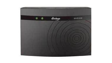 D-Link GO-RT-N150E / Wireless N150 Easy Router / Router / Switch / 4x LAN 10/100 / 802.11b/g/n / WPA & WPA2 / WPS