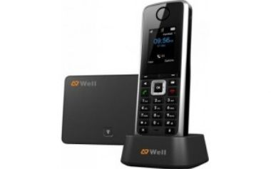 WELL SIP-W52P PoE / IP / DECT / PoE