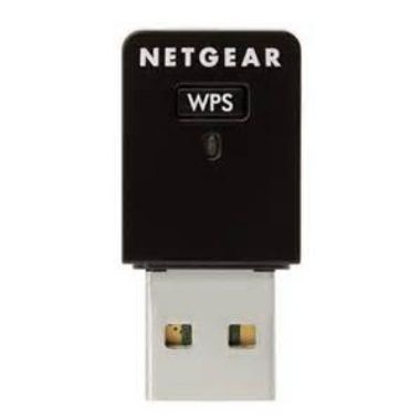 NETGEAR N300 Wireless USB mini Adapter - WNA3100M