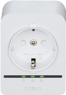 D-Link DHP-P309AV Kit / AV500 Powerline / 500Mbps / Průchozí Adapter