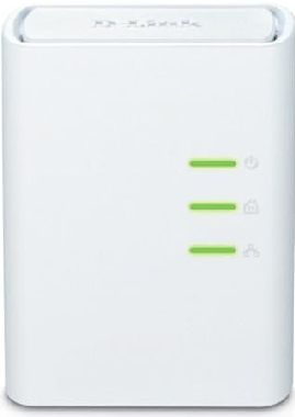 D-Link DHP-309AV Kit / Powerline / Homeplug / 500Mbps / Průchozí Adapter