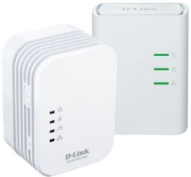 D-Link DHP-W311AV kit / Powerline Mini Extender / 802.11n / 500 Mbps