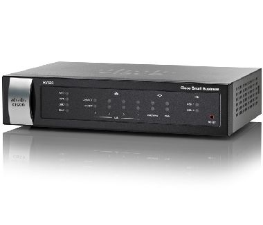 Cisco RV320 Gigabit Dual WAN VPN Router