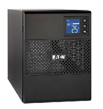 Eaton 5SC 500i / Line-interactive / 500VA / 350 W / Tower / Displej