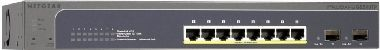 NETGEAR GS510TP / 8xGb PoE Smart Switch / 130W