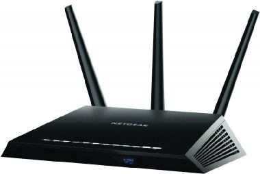 NETGEAR R7000 / Wireless AC1900 Dual Band Gigabit Router / 4xGb port / 1xUSB3.0 / 1xUSB2.0 / 802.11ac až 600+1300 Mb/s