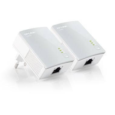 TP-LINK TL-PA4010KIT / Powerline Adaptér AV500 / LAN / HomePlug AV / 2 ks