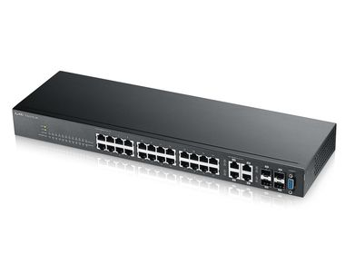 ZyXEL GS2210-24 / 24xGb / 4xRJ45/SFP / 2xSFP L2+ / switch