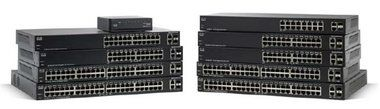 Cisco SG200-26FP / 26xGbit PoE Smart