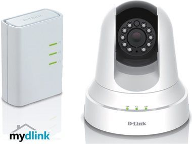 D-Link DCS-6045LKT /  PowerLine HD Day/Night Cloud Cam / IR LED