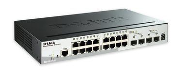 D-Link DGS-1510-20 / Switch 16xGbit / 2xSFP / 2xSFP+