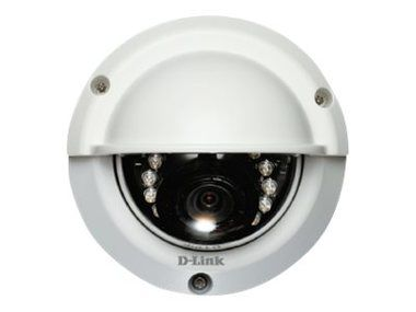 D-Link DCS-6315 / HD OD Fixed Dome Cam / Nigth vision