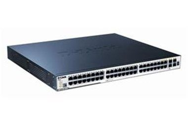 D-Link DGS-3120-48PC SI / 48port Gbit L2 PoE+4xSFP switch
