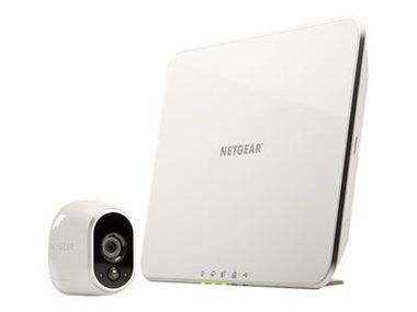 NETGEAR VMS3130 / 1 x HD Camera WiFi + Smart Home Base / Day/Night / In/0utdoor