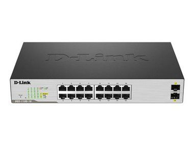 D-Link DGS-1100-18 / 18 port Easy Smart Switch 10/100/1000
