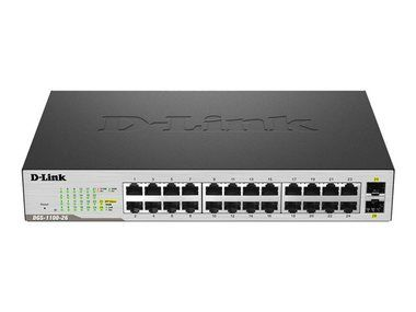 D-Link DGS-1100-26 / 26 port Easy Smart Switch 10/100/1000
