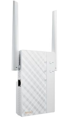 ASUS RP-AC56 / WiFi repeater a multimediální most, 802.11ac až 1167 Mbps, Dual-Band, 1x LAN, WPS, Express Way a Roaming