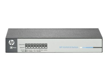 HP 1410-8 Switch
