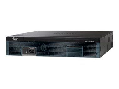Cisco CISCO2921-SEC/K9 / Security Bundle / směrovač / desktop / 2U