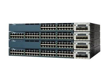 Cisco WS-C3560X-24P-S / řízený switch / 24x Gigabit / PoE / IP Base